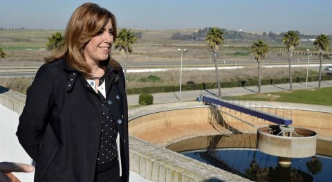 ampliación EDAR Aljarafe sevillano duplica capacidad