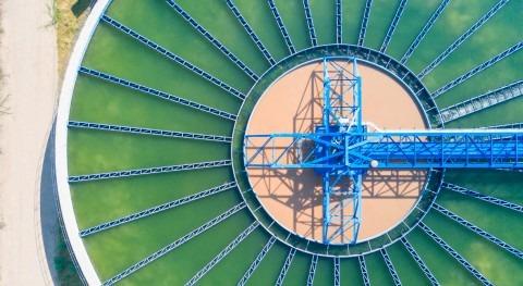 """decidida apuesta """"energía verde"""" sector agua"""