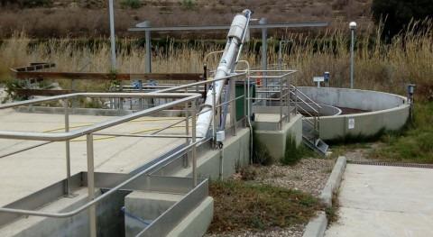 Definida gestión saneamiento dos depuradoras Baix Camp