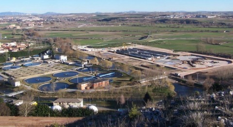 MAGRAMA adjudica obras mejora conexión línea fangos EDAR Burgos