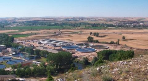 Castilla y León destina 708.901 euros obras ampliación EDAR Valdorros