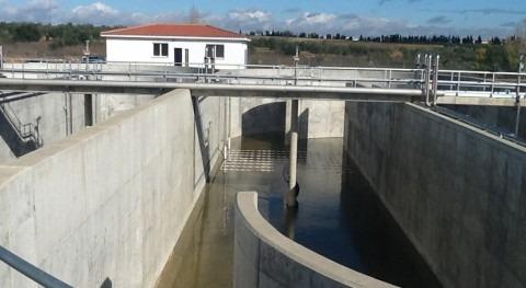 Luz verde construcción EDAR Gerena inversión 7,2 millones euros