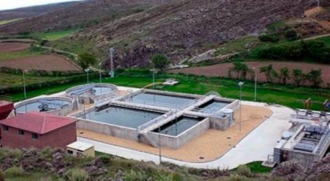 Adjudicada 2,5 millones euros depuración aguas Ágreda y Ólvega (Soria)