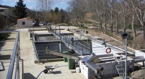 Agencia Catalana Agua impulsa mejora depuradora Falset