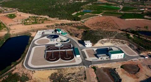 Luz verde al proyecto colectores pedanía Isso EDAR Hellín 2,7 millones