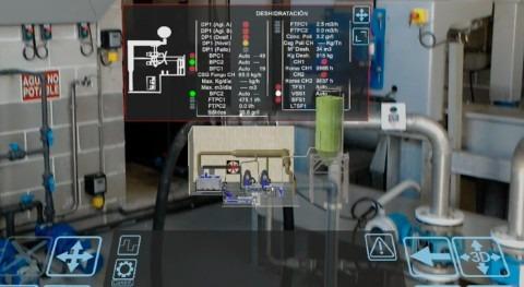planta Almunia, ejemplo eficiencia y autonomía tratamiento aguas residuales