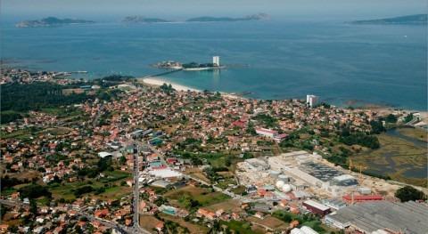 marcha nueva Estación Depuradora Aguas Residuales Lagares Vigo