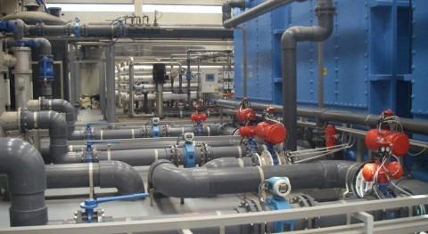 Se activa estación regeneración agua Prat Llobregat