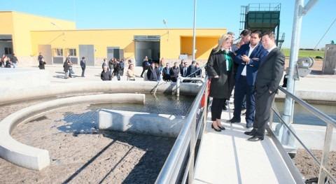 Gobierno Castilla- Mancha mejorará EDAR Molina Aragón