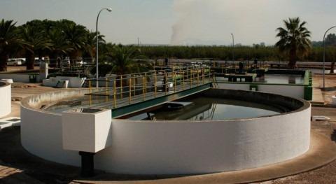 Badajoz realiza renovación completa EDAR Montijo-Puebla Calzada