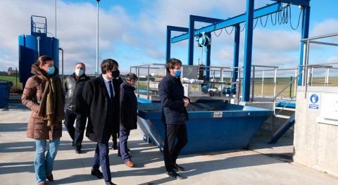Castilla y León concluye renovación EDAR Morales Toro y otras 11 EDAR Zamora