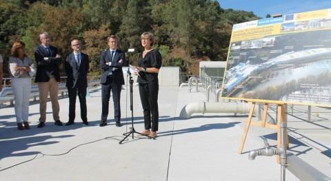 marcha nueva EDAR Ourense inversión 52 millones euros