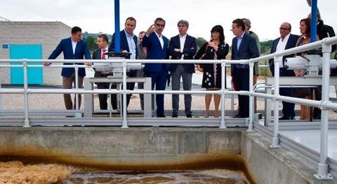 Se completa conexión toda Comunidad Madrid al sistema general abastecimiento