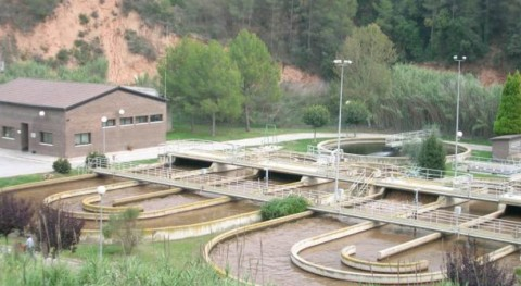 Agencia Catalana Agua impulsa mejora sistema saneamiento Piera