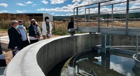 CHD ha invertido 12 millones saneamiento y depuración Valladolid últimos 10 años
