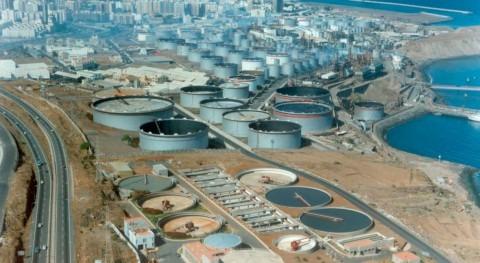 """"""" eficiencia plantas depuradoras Teidagua pasa deshidratación fangos"""""""
