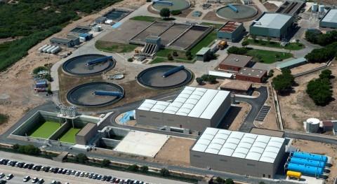 terciario EDAR Vila-seca y Salou producirá más 4,5 hm3 agua regenerada 2017