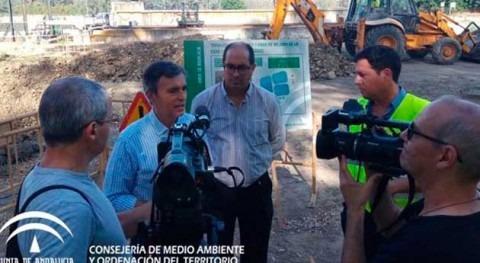 Comienzan obras mejora y ampliación depuradora Villamartín