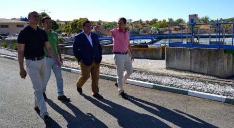Zafra reestrena EDAR renovación integral instalaciones