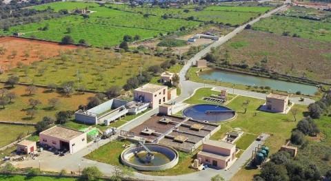 Depuradora de Cala D'or en Mallorca (Fuente: Abaqua)