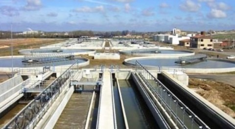 Castilla y León finaliza construcción ETAP Peñaranda Bracamonte