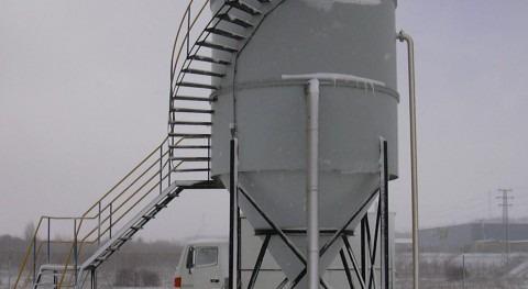 Adjudicado servicio saneamiento Polígonos Industriales Goiain, Casablanca y Agurain