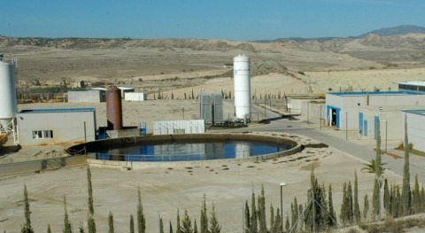 """"""" depuración aguas Lorca tiene objetivo definido reutilización agricultura"""""""