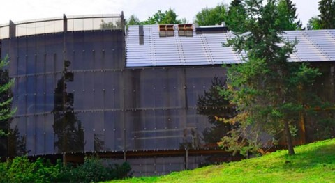 Planta tratamiento aguas residuales urbanas VEAS, Noruega