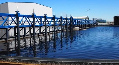 ACCIONA ejecuta obras mejora EDAR Praceres, Pontevedra