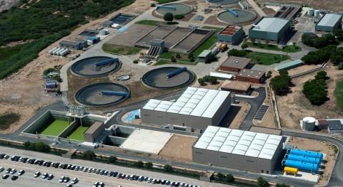 depuradoras Vila-seca y Salou y Tarragona, ejemplo reutilización agua Cataluña