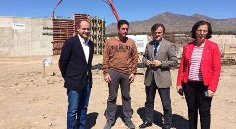 Andalucía destina 2,7 millones euros agrupación vertidos y EDAR Uleila Campo