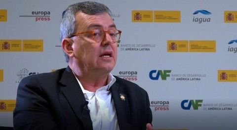 """Edgar Gutiérrez: """"Debemos pensar que gestión agua no es exclusiva sola institución"""""""
