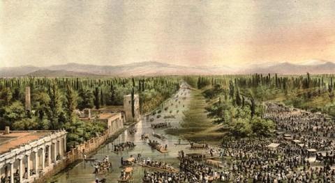 Seis hitos históricos gestión agua México