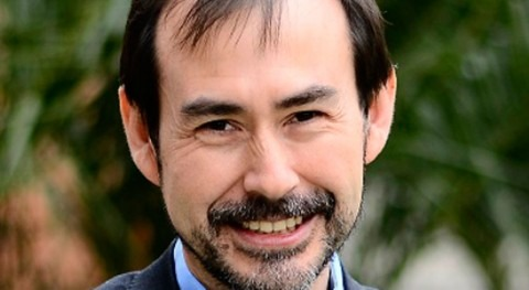 Edson Landeros nuevo Gerente Cetaqua Chile