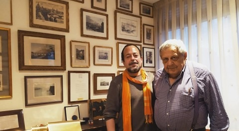 Entrevista Roque Gistau Gistau: estuve muy enamorado esa casa