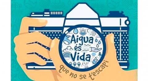agua, protagonista educación ambiental Islas Baleares