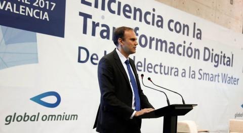 Global Omnium inaugura Efiaqua, congreso que analiza futuro telelectura y Smart Water