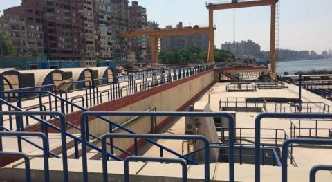 ACCIONA comienza operar sistema abastecimiento agua New Cairo, Egipto