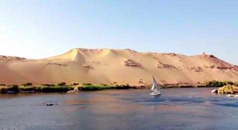 historia oculta río Nilo