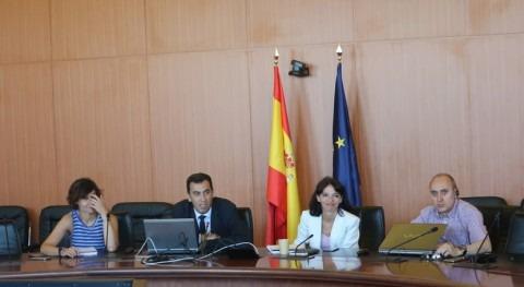 CHT recibe visita Ministerio Recursos Hídricos y Regadíos Egipto