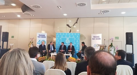 Trasvase Tajo-Segura. Infraestructura indispensable Sureste español