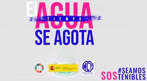 "MCT alerta campaña anual ahorro que "" agua se agota, como tiempo actuar"""