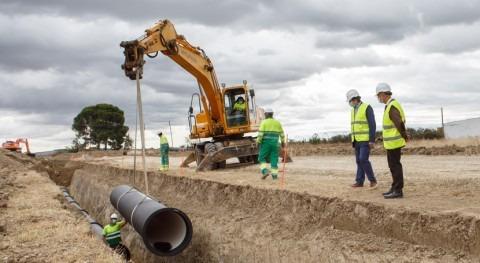 obras segunda fase Canal Navarra generarán 3.160 puestos trabajo