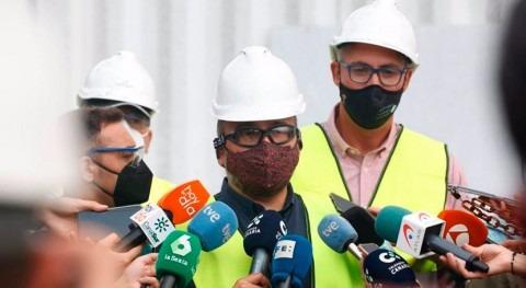 Canarias pone marcha segunda desaladora Puerto Naos aumentar riego fincas