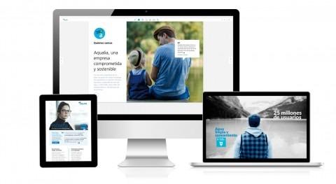 Informe Sostenibilidad 2019 Aqualia, mejores mundo DCA