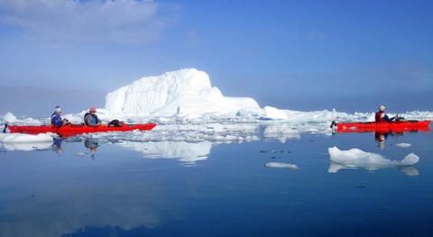 manto Groenlandia, cada vez más cerca deshielo