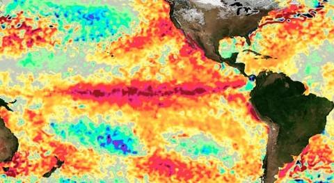 nuevo modelo climático desarrollado ISGlobal predice episodios Niño largo plazo