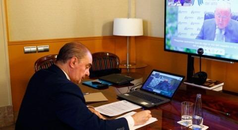 Gobierno Aragón destinará otros 30 millones euros modernización regadíos 2021