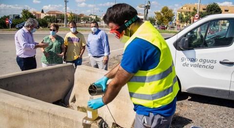 Puig detectará Covid-19 aguas alcantarillado y analizará menos 24 horas