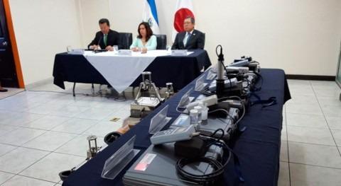 Salvador fortalece capacidades monitoreo calidad agua gracias Japón